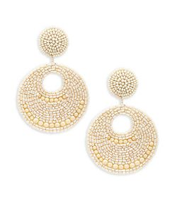 Kenneth Jay Lane | Bead Earrings