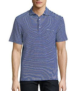 Polo Ralph Lauren   Striped Jersey Polo