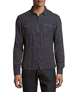 The Kooples | Long-Sleeve Check Casual Shirt