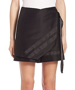 Public School | Selia Regular-Fit Wrap Skort