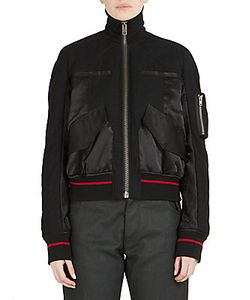 Haider Ackermann | Long Sleeve Virgin Wool Jacket