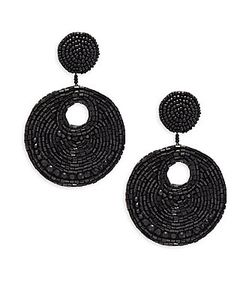 Kenneth Jay Lane | Seed Beads Earrings