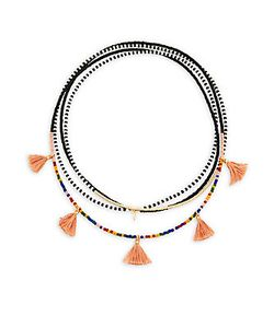 Shashi | Delilah Multi-Layered Beaded Necklace