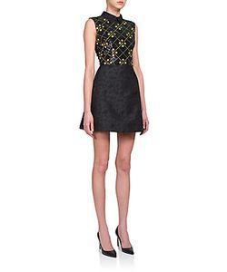 Mary Katrantzou | Amore Embellished Jacquard Dress