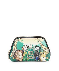 Love Moschino | Bustina Printed Top-Zip Pouch