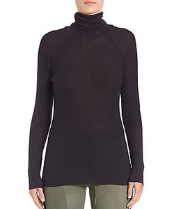 Haider Ackermann | Stretch Cotton Wool Turtleneck Sweater