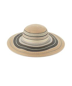 Vince Camuto | Striped Woven Sun Hat