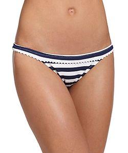 Heidi Klein | Pom-Pom Trim Bikini Bottom
