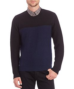 Timo Weiland | Colorblock Crewneck Sweater