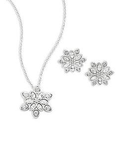 SWAROVSKI | Venalia Necklace Earrings Set