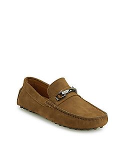 Saks Fifth Avenue | Leather Driver Moccasins