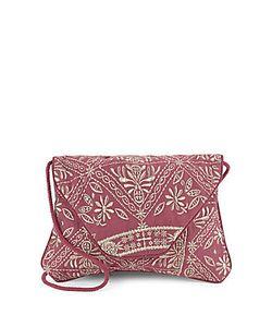 Antik Batik | Embroidered Crossbody Bag