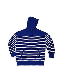 Polo Ralph Lauren | Big Tall Striped Long-Sleeve Hoodie