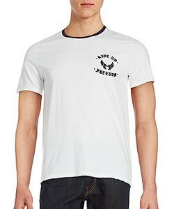 The Kooples | Short Sleeve Cotton T-Shirt