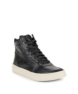 Diesel | Leather Ankle Boots