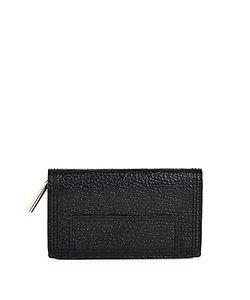 3.1 Phillip Lim | Pashli Textured Leather Wallet