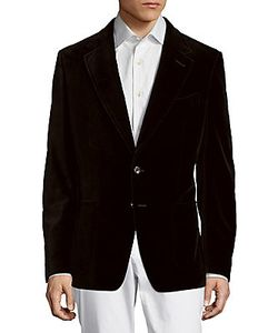 Tom Ford | Solid Cotton Jacket
