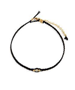 Shashi | Ballerina 18k Plated Choker Necklace