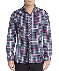 Jared Lang | Mens Button Down Shirt