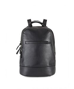 Mackage | Leather Top-Handle Backpack
