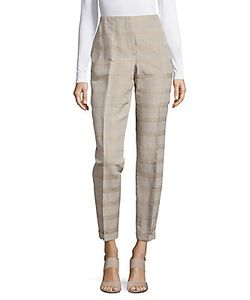 Akris | Frank Light Plaid Pants