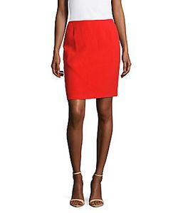 Akris | Solid Fitted Skirt