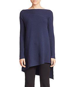 Derek Lam | Asymmetrical Draped Sweater