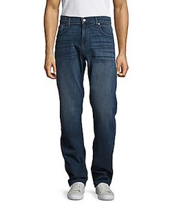 7 For All Mankind | Luxe Performance Standard Straight-Leg Jeans