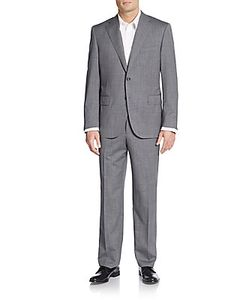 Corneliani | Regular-Fit Wool Two-Button Suit