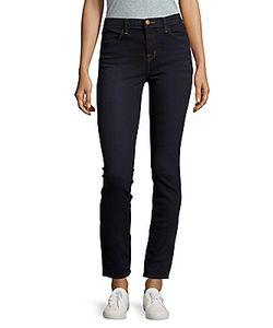 J Brand | Maria High-Rise Ankle Jeans