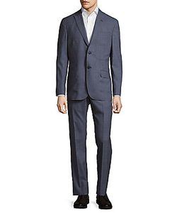 Michael Bastian | Wool Buttoned Suit