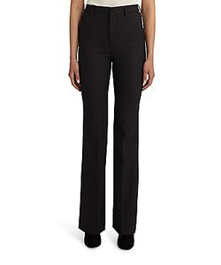 Saint Laurent | Flared Wool Pants