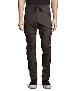 John Elliott   Woven Cotton Cargo Pants