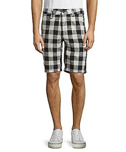 Publish | Garvan Windowpane Shorts