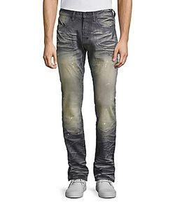 Prps | Investment Demon Mild Distressed Jeans