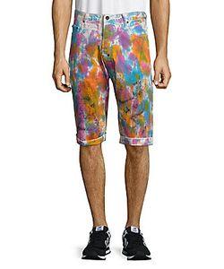 Prps | Splattered Cotton Shorts