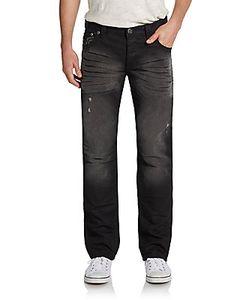 Affliction   Ace Rock V Flap Jeans