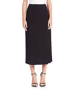 Yigal Azrouel | Pleated Solid Skirt