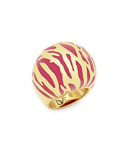 Diane von Furstenberg | Patterned Ring