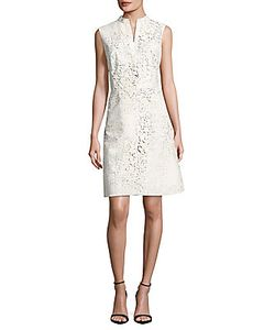 Akris | Printed Button-Front Dress