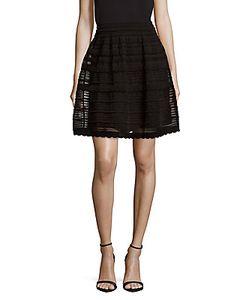 M Missoni | Textured Banded Skirt