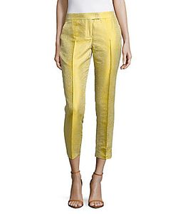 Akris | Frankie Textured Ankle Trousers