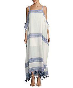 Saks Fifth Avenue | Salma Cold-Shoulder Cotton Dress