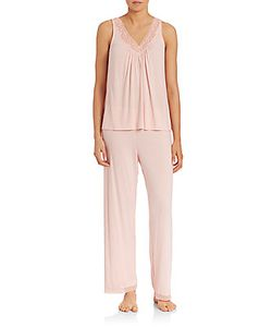 Oscar de la Renta | Luxe Knit Pajamas