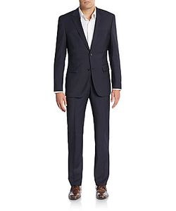 Boss Hugo Boss | The Grand/Central Regular-Fit Wool Suit