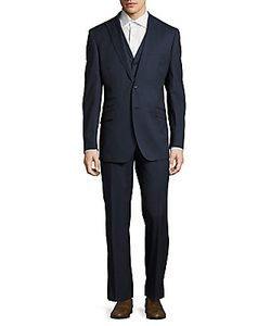 English Laundry | Textured Wool Suit