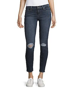 Paige | Verdugo Distressed Ankle Jeans
