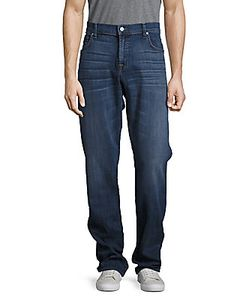 7 For All Mankind | Luxe Performance The Straight Straight Leg Jeans