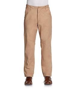 Billionaire Boys Club | Flat-Front Cotton Trousers