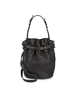 Alexander Wang | Leather Bucket Bag